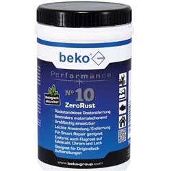 BEKO Performance No 10 Zero Rust