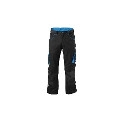 FORTIS Herrenlatzhose 24 blue-red Gr Funsport 32 Airsoft